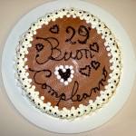 Cumpleaños-torta-de-chocolate y merengue